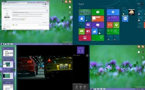 你的Win8開始屏幕是什麼樣的?