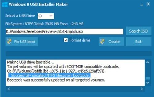 便利 Win8USB一鍵制作Windows 8啟動U盤