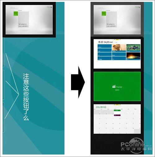 2分鐘足矣!小編帶你領略Win8消費者預覽版改進