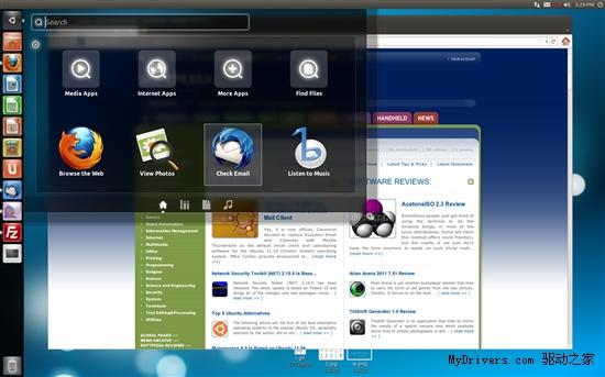 Ubuntu 11.10引入全新登陸管理器LightDM