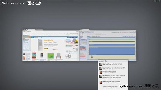 視頻詳解Google操作系統Chrome OS