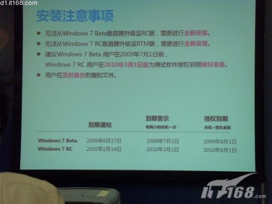 網友最關注的十大Windows7問題(2)