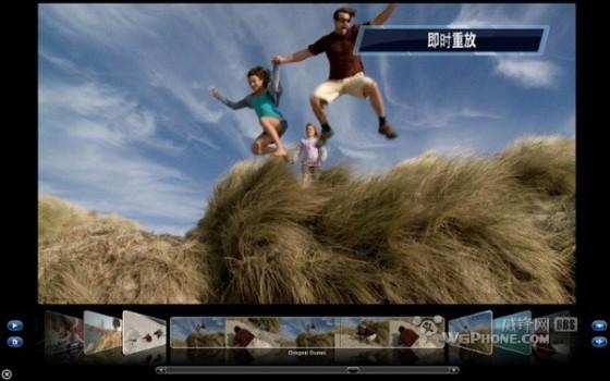 iMovie解決Mac連接攝像機問題