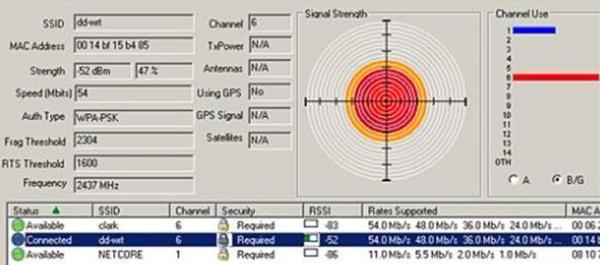 無線路由的信道是什麼 教程