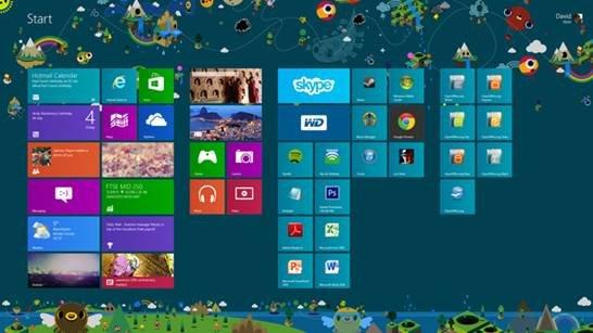 Windows 8隱藏6大功能