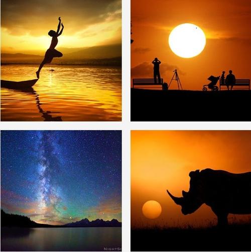好照片帶你探索剪影的世界 教程