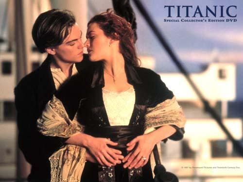 泰坦尼克劇照 金山快盤幫你及時分享