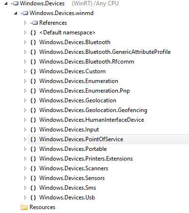 Windows 8.1 API將對POS設備提供支持