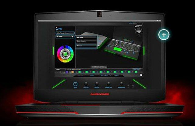 新款Alienware 17上市