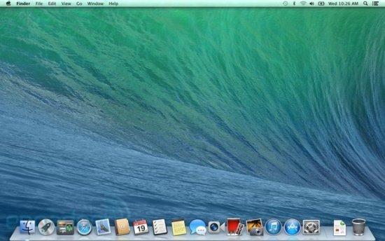 OS X Mavericks 10.9評測