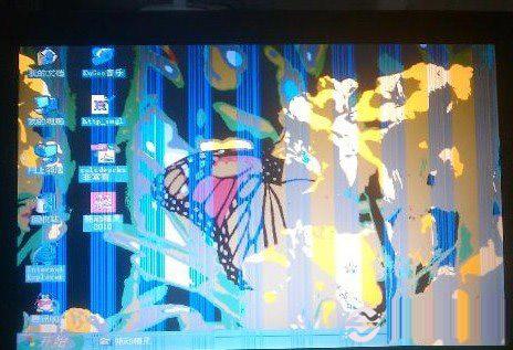 電腦顯卡壞了的會出現哪些症狀