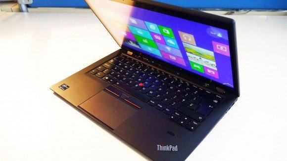 聯想ThinkPad X1 Carbon Touch評測 續航力不佳