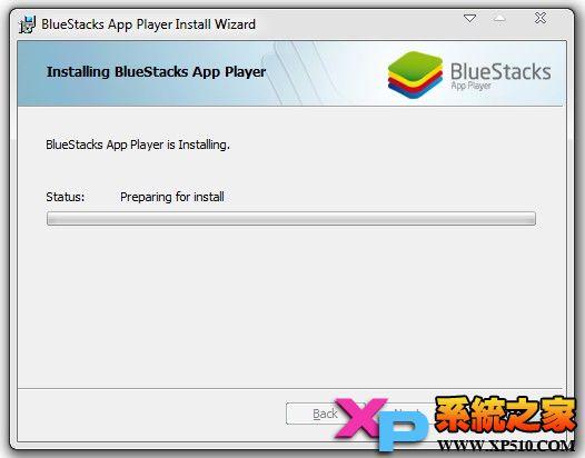 安卓模擬器BlueStacks安裝使用教程圖-3