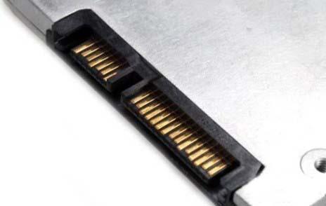 固態硬盤是什麼接口