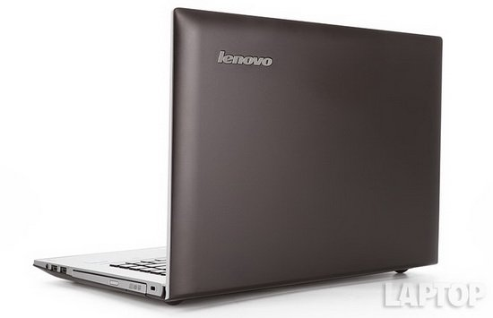 聯想Z400 Touch評測 價格低廉但續航時間偏短