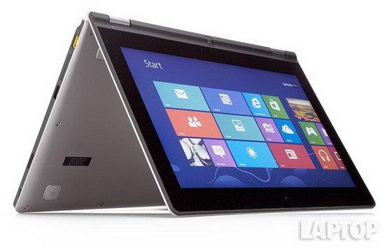 聯想Yoga 11S超極本評測 未見Haswell處理器