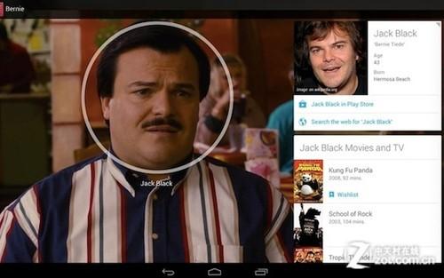 Google Play電影增加影星臉部識別功能