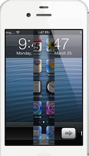 iphone如何像打開窗簾一樣解鎖進入主屏幕