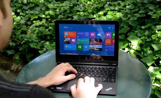 ThinkPad Helix變形平板評測