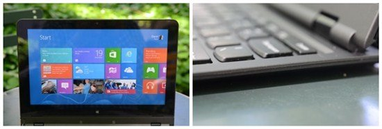 ThinkPad Helix變形平板評測:性能強大做工欠精細