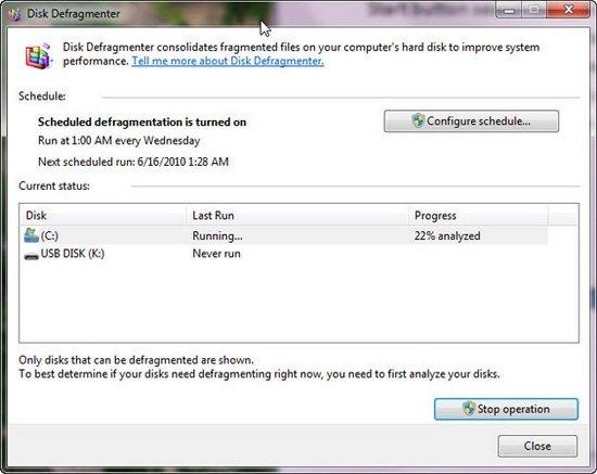 12個小技巧加快Windows 7系統運行速度