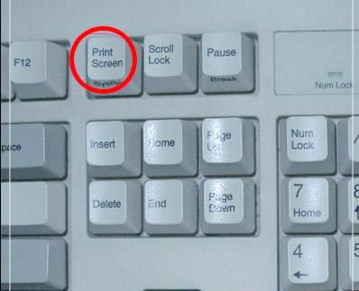 print screen鍵的作用有哪些
