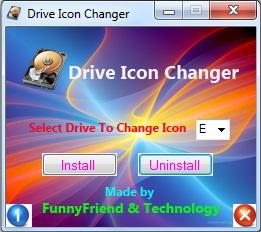 美化更徹底 更換Windows7驅動器圖標