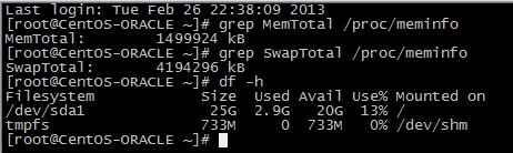 CentOS 6.3 Linux系統下安裝Oracle 10g R2